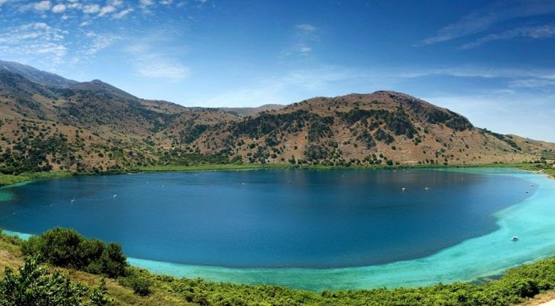 پیدایش دریاچه ها در کره زمین