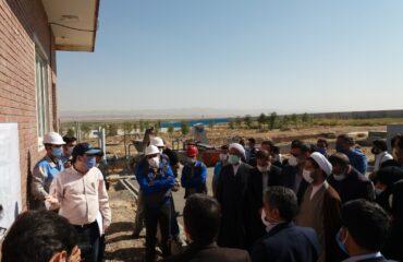 بازدید نمایندگان محترم مجلس شورای اسلامی